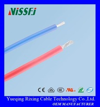 UL Certificate PVC/Teflon/Silicone Rubber Insulated Tinned Copper Conductor Electronic Wire and Cable pvc insulated cable