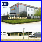 metal frame structural prefabricated construction building