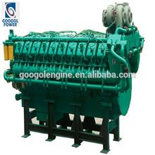 1200rpm 1800kW Googol QTA5400SM4 Diesel Engine for Marine