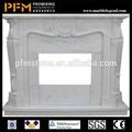 pfm chinois marbre et travertin cheminée insert poêle à granulés