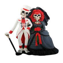 China Manufature Products Skeleton Cake TOpper Wholesale Decor Wedding