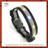 Colorful gemstone flashing LED Dog Collar