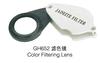 Hotsale Jeweler Loupe color filtering lens