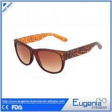 high quality new design plastic fashion sunglasses