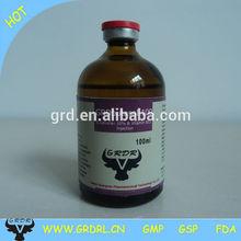 Butafosfan 10% & Vitamin B12 injection for animals