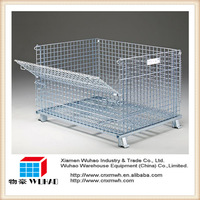 Hot sale stainless steel wire mesh containers storage box