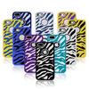 zebra-stripe case for iPhone 5C/5S/4S/S4