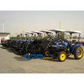 jinma 354 35hp traktor mit 4 in 1 frontlader