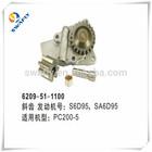 Good Quality Best Price S6D95/SA6D95 Oil Pump 6209-51-1100