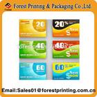 Paper Coupon Codes Printing / Security Coupon Printing