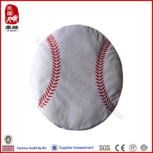 New arrival toy Plush soft toy chshion Stuffed baseball toy pillow