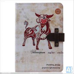 English Amazon Leather Case Laptop for iPad Mini 2 P-APPIPDM2PUCA005