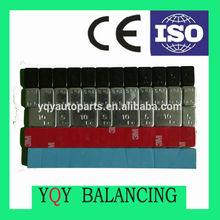 Fe adhensive/sticker wheel banlance weights