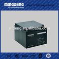 Ciclo profundo chumbo-ácido selada recarregável bateria 12v