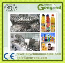 Fruit juice hot filling machine/ Fruit juice production line with advanced design