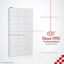 1-18 door modern stylish steel wardrobe almirah
