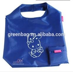 New recycle nylon folding bag,folding bag,nylon