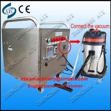 Housekeeping clean steam cleaner with vacuum
