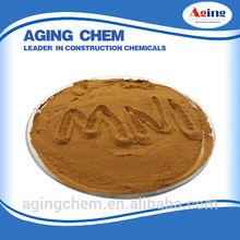 High Solubility And Mixes Ferrochrome Lignosulphonate Sodium Lignosulphonate MN-1 Asphalt Emulsifier