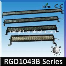 LED bar light,4X4, 3w each epistar led light bar, tractor, UTV, ATV, Boat, offroad led light bars