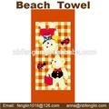 crianças toalha de praia