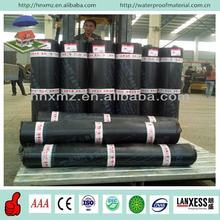 Elastomeric asphalt based roof top waterproof materials