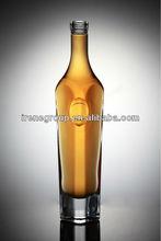 Venta al por mayor de la vodka de la botella de vidrio
