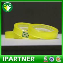 Ipartner anti-slip safty bopp acrylic based carton sealing tape adhesive
