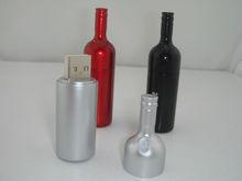 Promotional Bottle USB,Red Wine Bottle USB Flash Drive,USB Wine Bottle