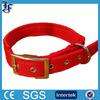 latest style high quality pet dog nylon collar