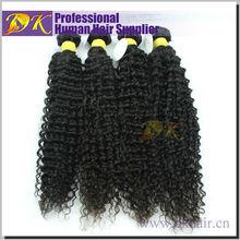 Wholesale alibaba virgin remy 100 precent unprocessed milky way human hair