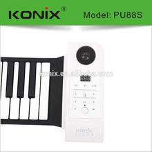 usb piano , flexible roll up piano, midi keyboard usb piano