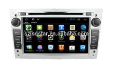 Saf android 4.1.1 merkezi multimedya opel agila/opel corsa/opel vectra 3g wifi autoradio gps navigasyon sıcak satış