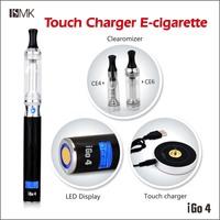 Hot china products wholesale electronic shisha pen iGo 4 circular charger and LCD diplay shisha time pens