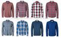 2014 moda casual dos homens de xadrez em camisas camisas dos homens