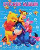 Popular Custom Cartoon Sticker Collection Album for Kids