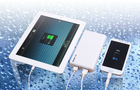 MIni wallet power bank charger 10000mah for samsung 5000 mah to 16800 mah for promotion gift