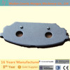 Disc Brake Backing plate of Brake pad
