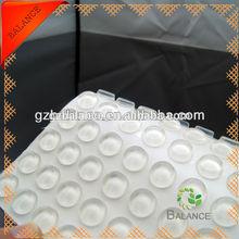 Non-Skid glass cement bumper pad for furniture foot
