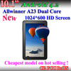 """10"""" A23 dual core tablet pc OEM from manufacturer Letine"""