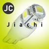 guangzhou manufacturer cob t10 5led strobe bulb