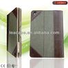 Pu leather mini case for iPad
