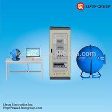 Lisun LPCE-2(LMS-9000A) CCD spectral lamp spectrometer & integrating sphere system can do auto color measurement