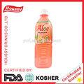 N- houssy okf bebidas de aloe de pulpa de mango de los importadores