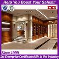 china fabricante de exibição de luxo homens roupas de dispositivos elétricos da loja