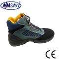 nmsafety الرجال عارضة أحذية السلامة s3 الجلد الخالص
