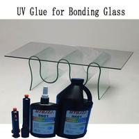 UV Glue for Bonding Glass to Glass