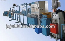 High temperature coating teflon electric wire and cable extruding equipment