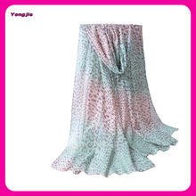 Fashion Hot Large Leopard Soft Shawl Scarf Wrap