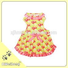 The Pretty Pet Summer Flower Dress/dog dress/pet clothes
